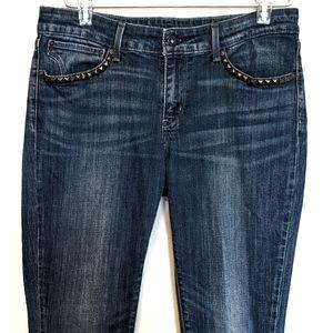 Levi's jeans w30 demi-curve skinny rigid denim